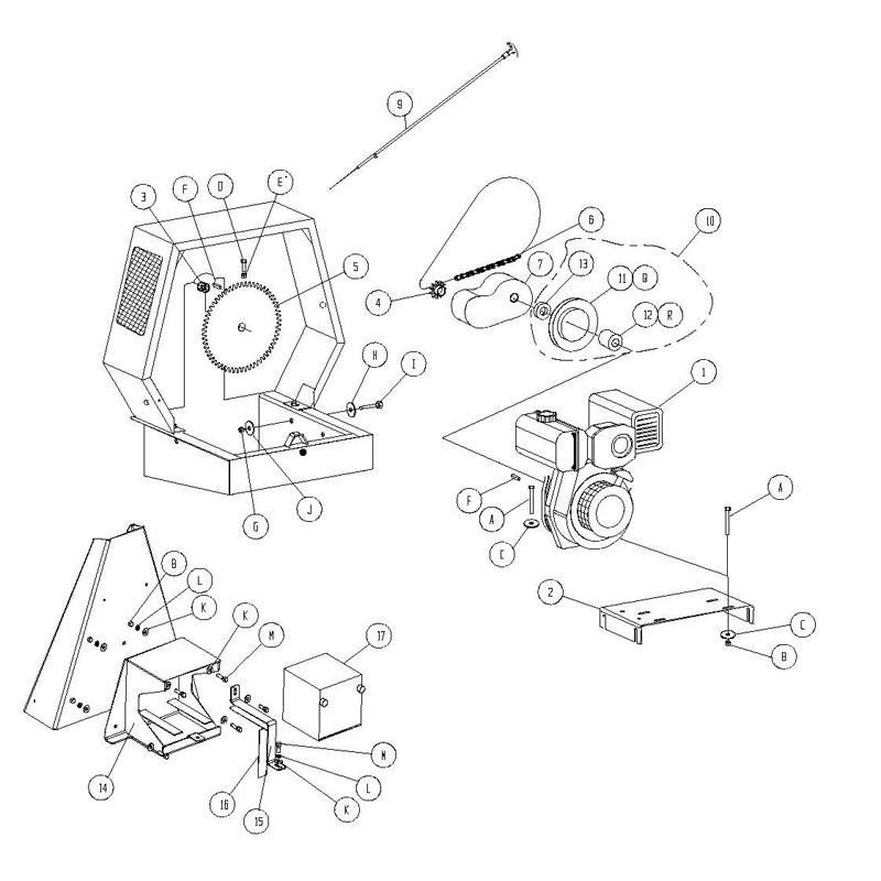 125CMDK-ENGINE