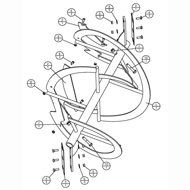 655PM-SPIRALPADDLE