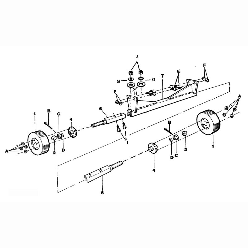 655PMP-AXLE