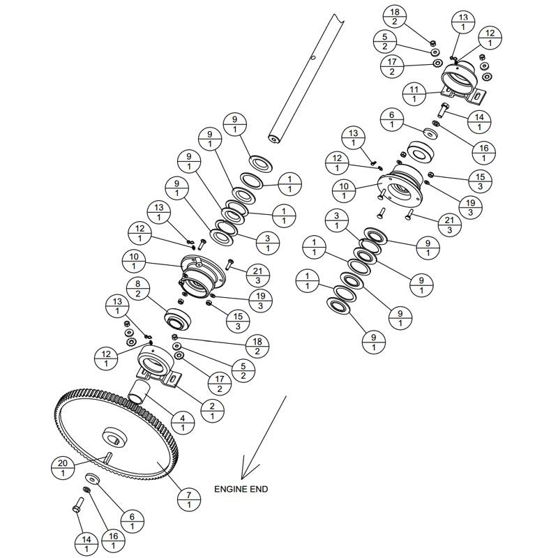 Stone 855pm Mixer Parts Manual - Wiring Diagram Database •
