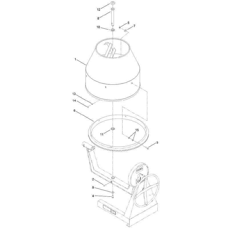 CM-958H-SED-C-DRUM