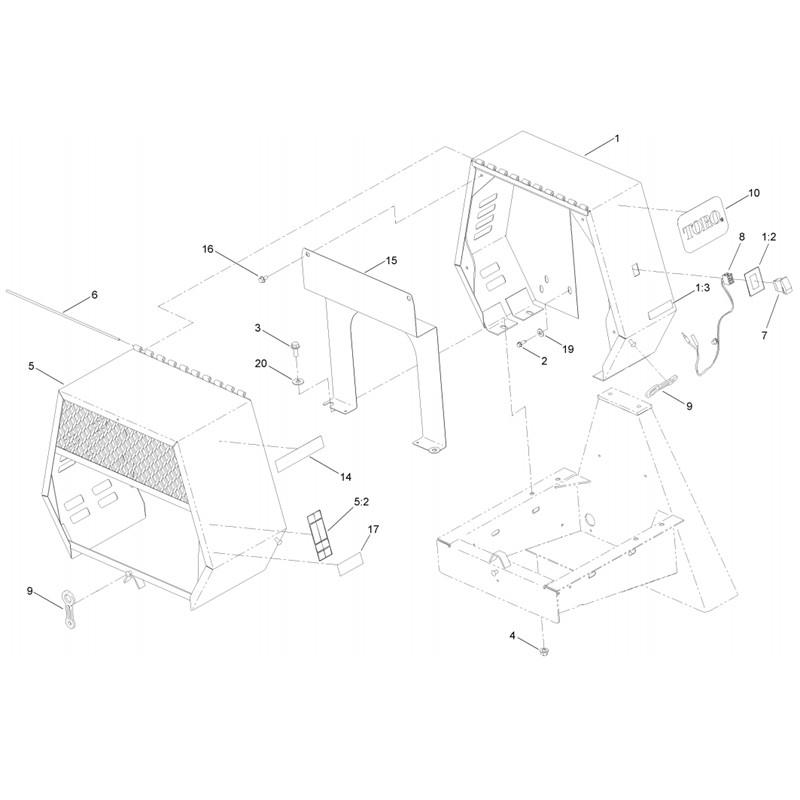 CM-958H-SED-COWL