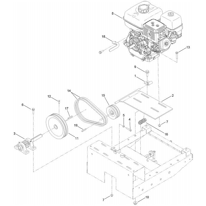 MMX-1158H-S-GASENGINE