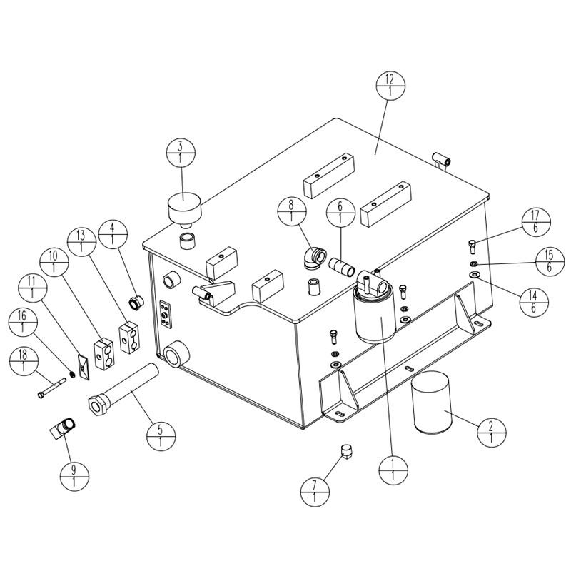SM1200-HYDRAULICS